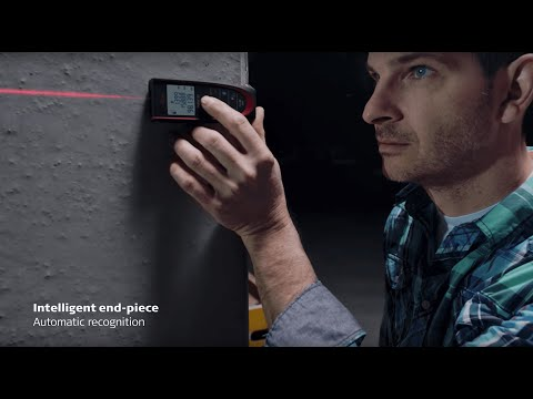 New Leica DISTO™ D2 – the compact laser distance meter with 100 m measuring range and Bluetooth® Sma