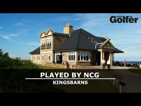 Played by NCG: Kingsbarns
