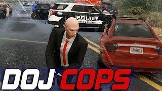 Dept. of Justice Cops #559 - Revenge Plot