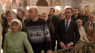 Проповедь Патриарха Кирилла в навечерие Богоявления (Крещенский сочельник)