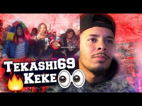 Tekashi69 - Keke (Reaction)