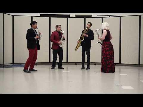 Mozart - Oboe Quartet in F major, K.370 - Zelos Quartet