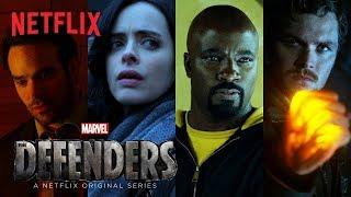 КиноМёд #8 | Мнение о сериале Защитники | Marvel's Defenders