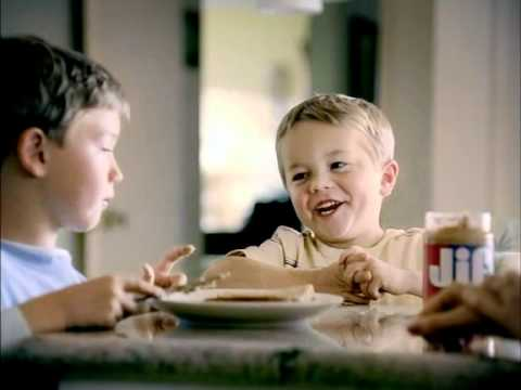 Garrett Ryan & Maxwell Perry Cotton - Jif Peanut Butter Commercial (2006)