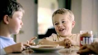 Garrett Ryan & Maxwell Perry Cotton - Jif Peanut Butter Commercial (2006)