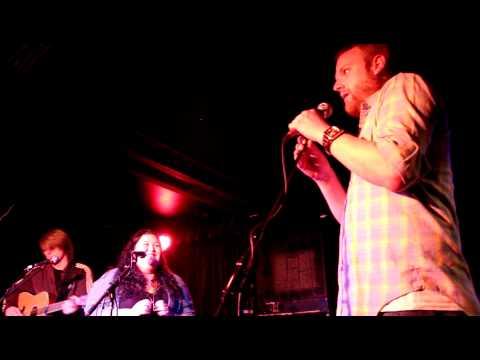 Jasmine & Sean sing Ho Hey @ Cafe du Nord