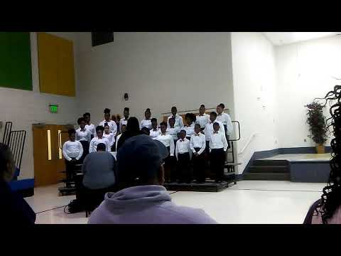 Singing Tigers (Ossie Ware Mitchell Middle School)