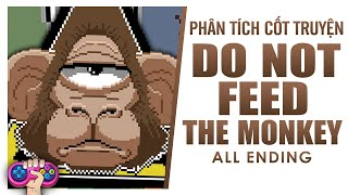 Phân tích cốt truyện: DO NOT FEED THE MONKEY | Story Explained | PTG