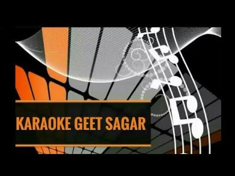 Sara Sara Din Tere Bin Karaoke with Scrolling lyrics | Master Saleem