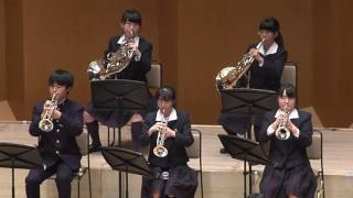 高等学校A部門No.5 千葉日本大学第一高等学校/白と黒で/第22回日本管楽合奏コンテスト