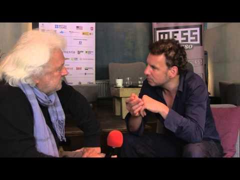 Wim Vandekeybus,ekskluzivni intervju za MESS TV