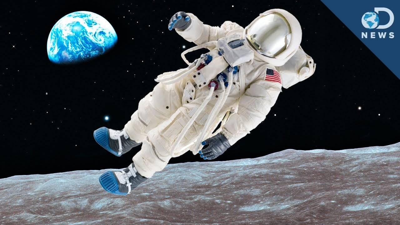lunar gravity in space - photo #1