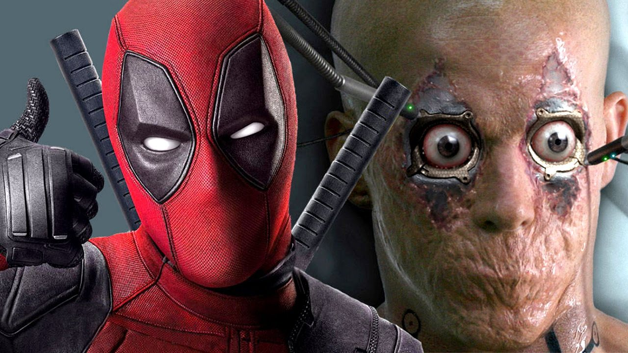 a character analysis of the x man character deadpool