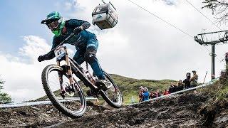 Greg Minnaar's Winning MTB Run: Fort William | UCI Mountain Bike World Cup 2017