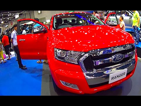 Ford Ranger 2016 2017 Video Review New Model Interior Exterior
