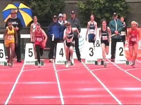 2008 OSA - Johnny Carpenter Prep Athlete of the Year - Female