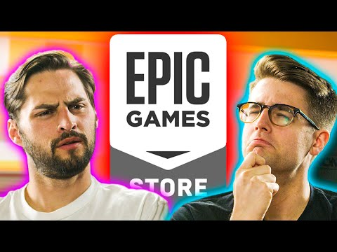 We have thoughts about the Epic Games Store - TalkLinked #4