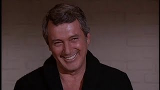 "Rock Hudson - sings "" Open The Window & See All The Clowns"" - 1970"