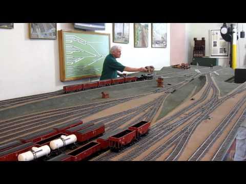 Как работает железная дорога. Сортировочная.