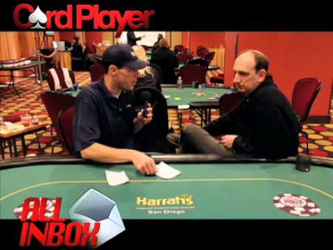 All Inbox -- Erik Seidel Answers Your Poker Questions