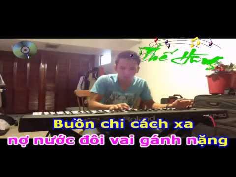Buồn chi em ơi - Karaoke
