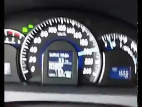 New Camry 2 5 Top Speed Youtube