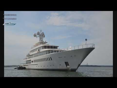 FOUNTAINHEAD - Yacht - Cayman Islands  (Корабли и суда мира.Слайдшоу)