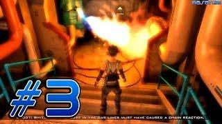 Hydrophobia Prophecy (PC) walkthrough part 3