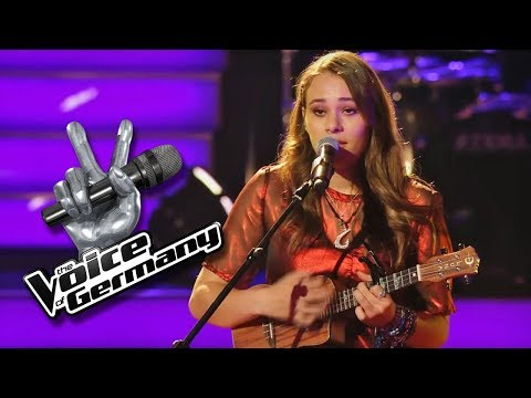 Israel Kamakawiwoʻole - Somewhere Over The Rainbow | Lara Samira Will | TVOG 2017 | Sing Offs