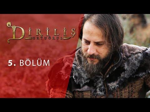 Diriliş 'Ertuğrul' 5.Bölüm Tek PARÇA FULL HD 1080p