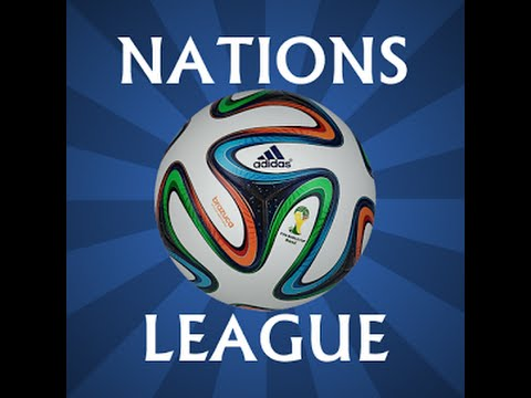 UEFA Nations League -  New football competition for national teams