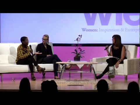 The Business of Creativity: Thelma Golden, Samantha Mathis and Kay Unger