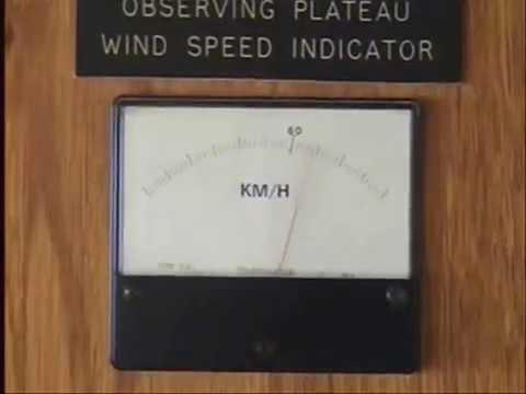 A wind day at SALT