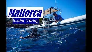 Diving 2017 | Mallorca | Cala d`Or | HD