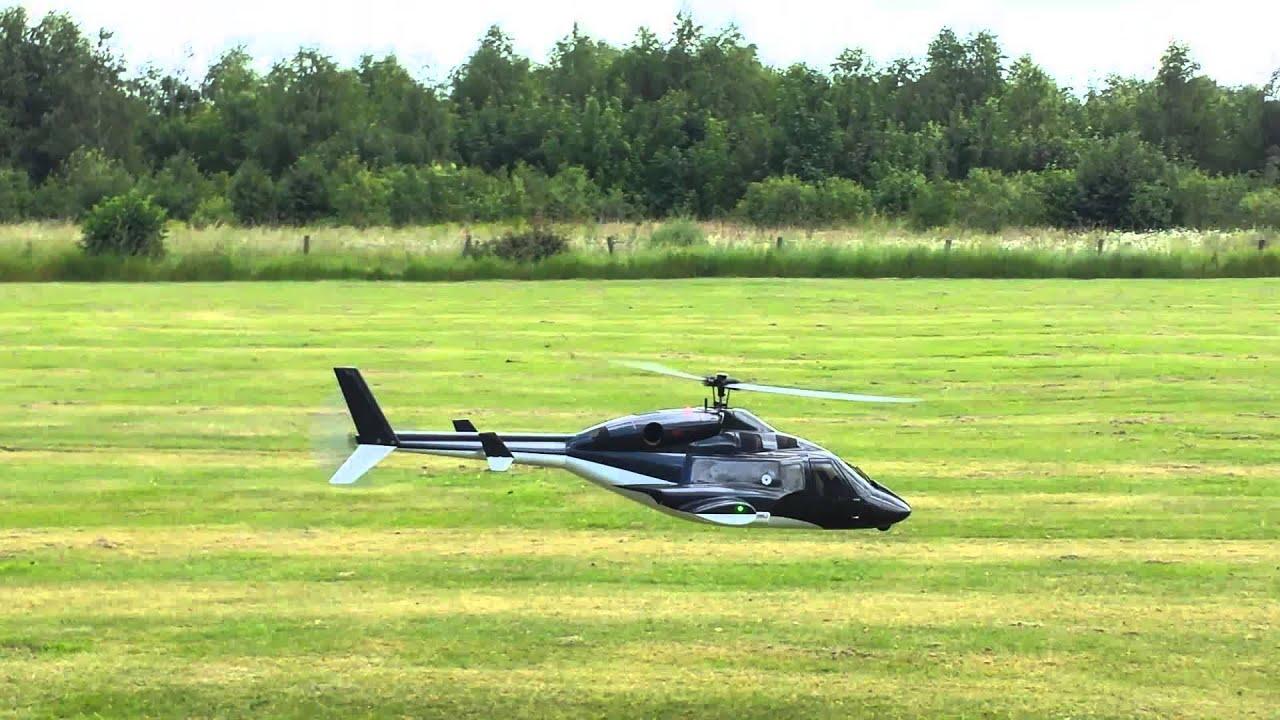Big RC Airwolf turbine helicopter Jetcat PTH3 - YouTube
