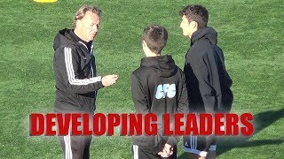 SoccerCoachTV - Developing Leaders.
