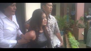 Novi Amelia Mengamuk di Mapolres Jakarta Pusat