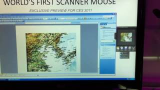 LG's Mouse Scanner Preview LSM-100 At CES 2011