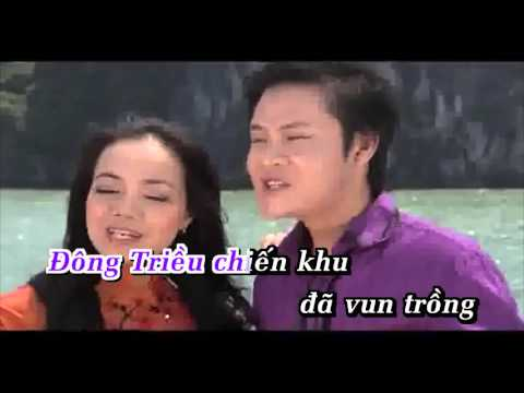Đất Mỏ Quê Ta (SC) - Hoàng Tùng ft Lan Anh Karaoke HD