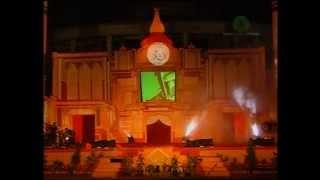 "golden period of assalam 2013 ""shuffle dan indian dance"" pondok modern ARRISALAH"