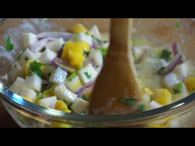 Plant Based - Ceviche