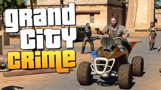 КЛОНЫ GTA - ИГРАЕМ В GRAND CITY CRIME REAL AUTO SIMULATOR