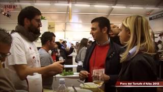 Alba Truffle Fair 2013 - Flash Interview - Voglio cambiare gusto!