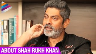 jagapathi-babu-about-shah-rukh-khan-meet-the-star-jaggu-bhai-telugu-filmnagar