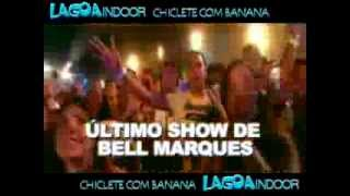 VT CHICLETE COM BANANA - LAGOA INDOOR - G4TV