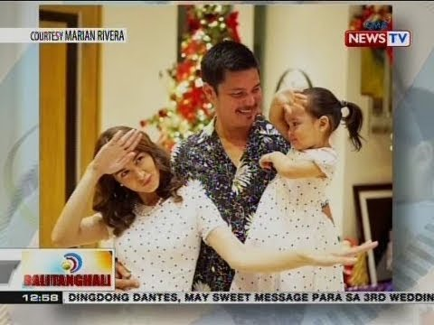 Dingdong Dantes, may sweet video message sa misis na si ...