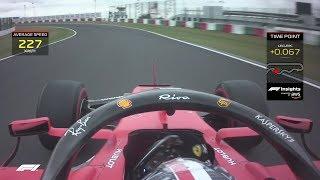 Who's Got The Edge In Suzuka's Esses? | AWS | 2019 Japanese Grand Prix