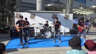 THE SHOCKIESという中学生バンドです THE HIGH-LOWSの千年メダルをカバ...