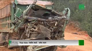 VTC14   Sạt lở đất tại huyện Quốc oai, Hà Nội: Doanh nghiệp khai thác không phép?