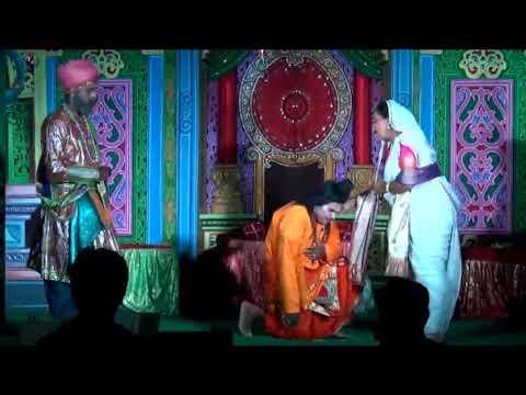 BHUMIKA natya sanstha  sal sageet natak DHADILA RAM TINE KA VANI.   PART 8